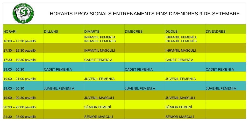 horaris provisionals_16-17