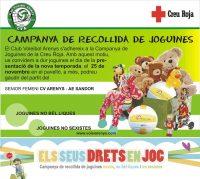 Campanya de recollida de joguines
