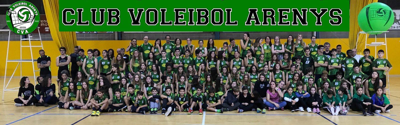 Club Voleibol Arenys